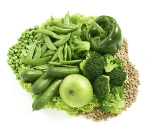 green foods supplementation