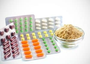 supplement delivery forms capsules softgel, tablet