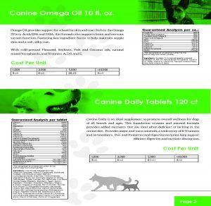 private label pets line