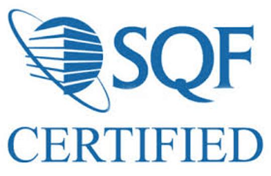 sqf certified manufacturer