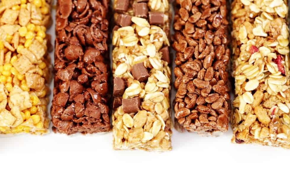 Nutraceutical Bars